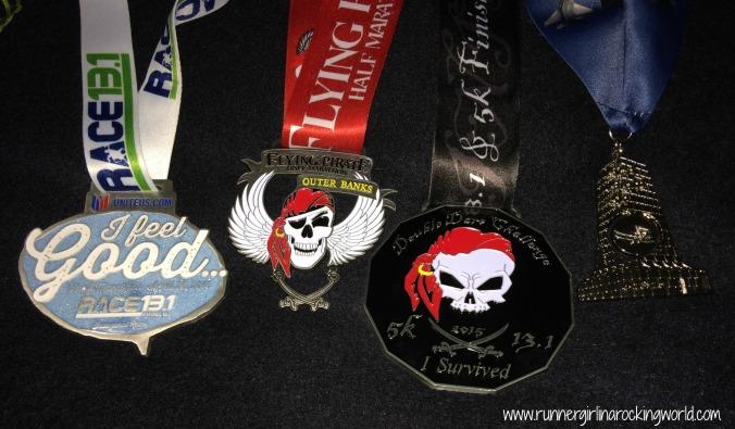 April Medals